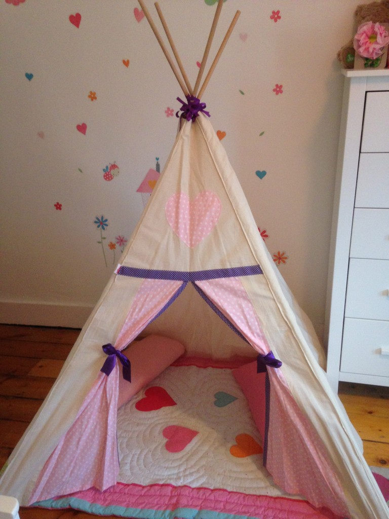 Just For Tiny People – Magical teepee review