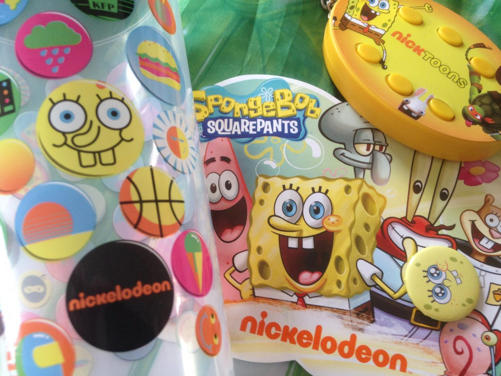 Watch Nickelodeon's SpongeBob SquarePants on NOW TV