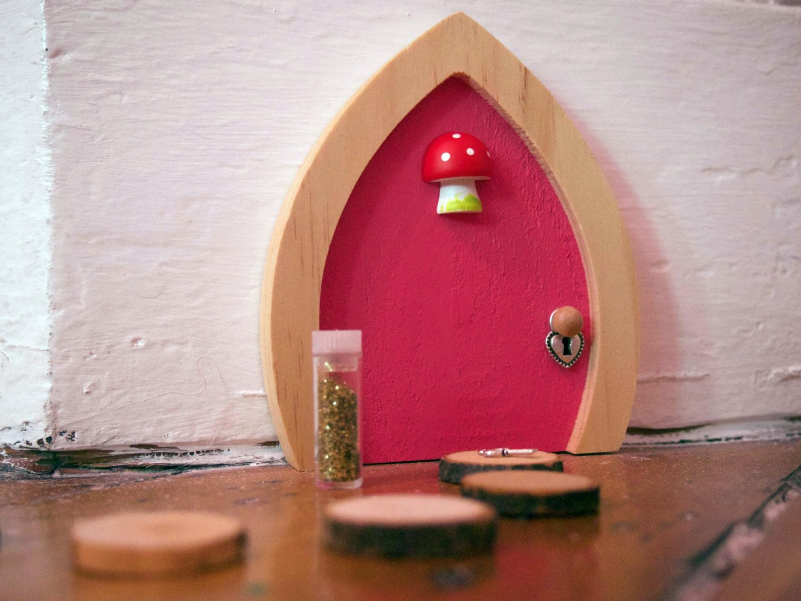 Just for Tiny People fairy door review