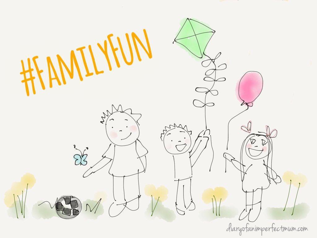 #FamilyFun Linky