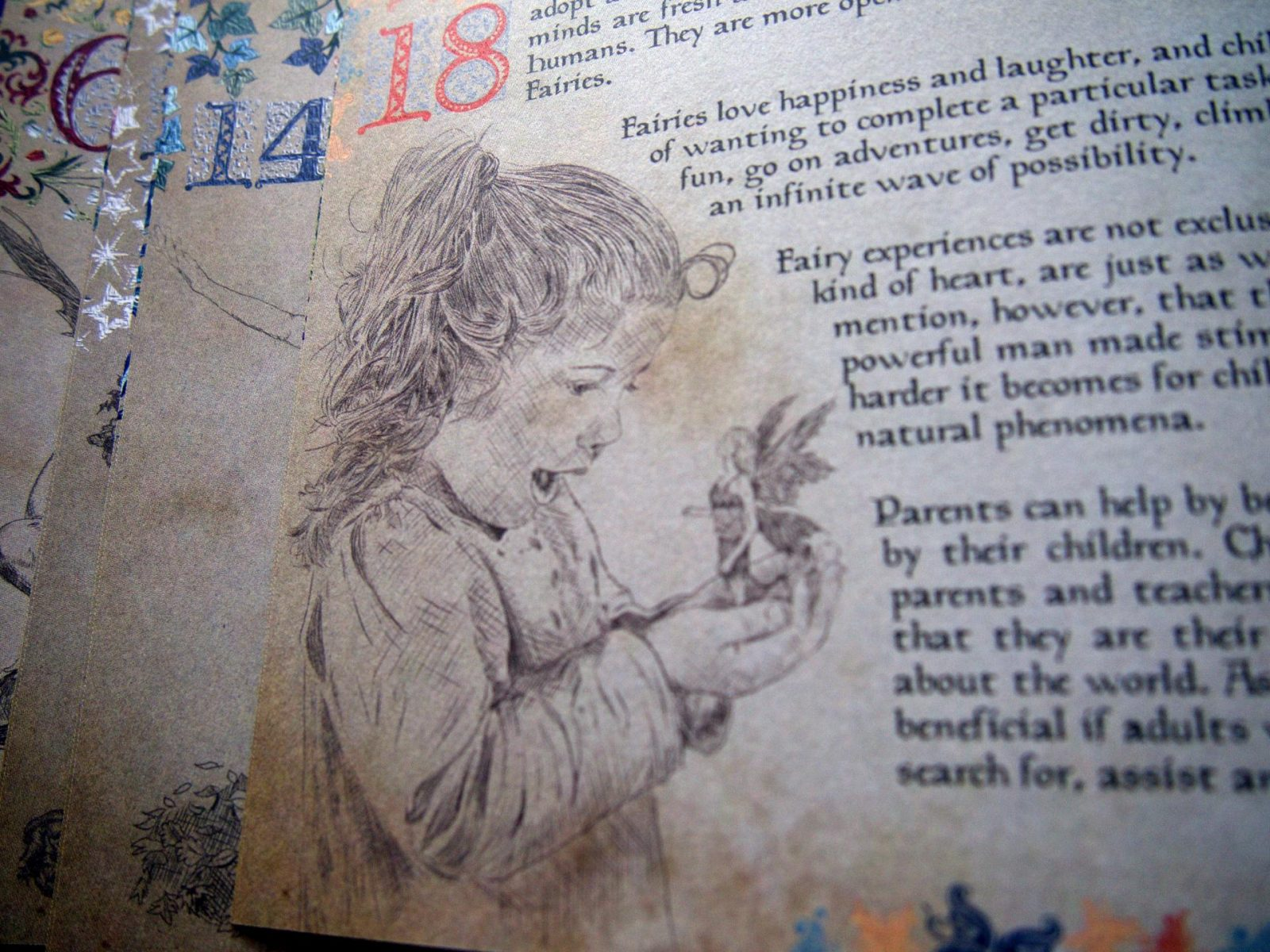 Just For Tiny People Fairies The Book of Secrets