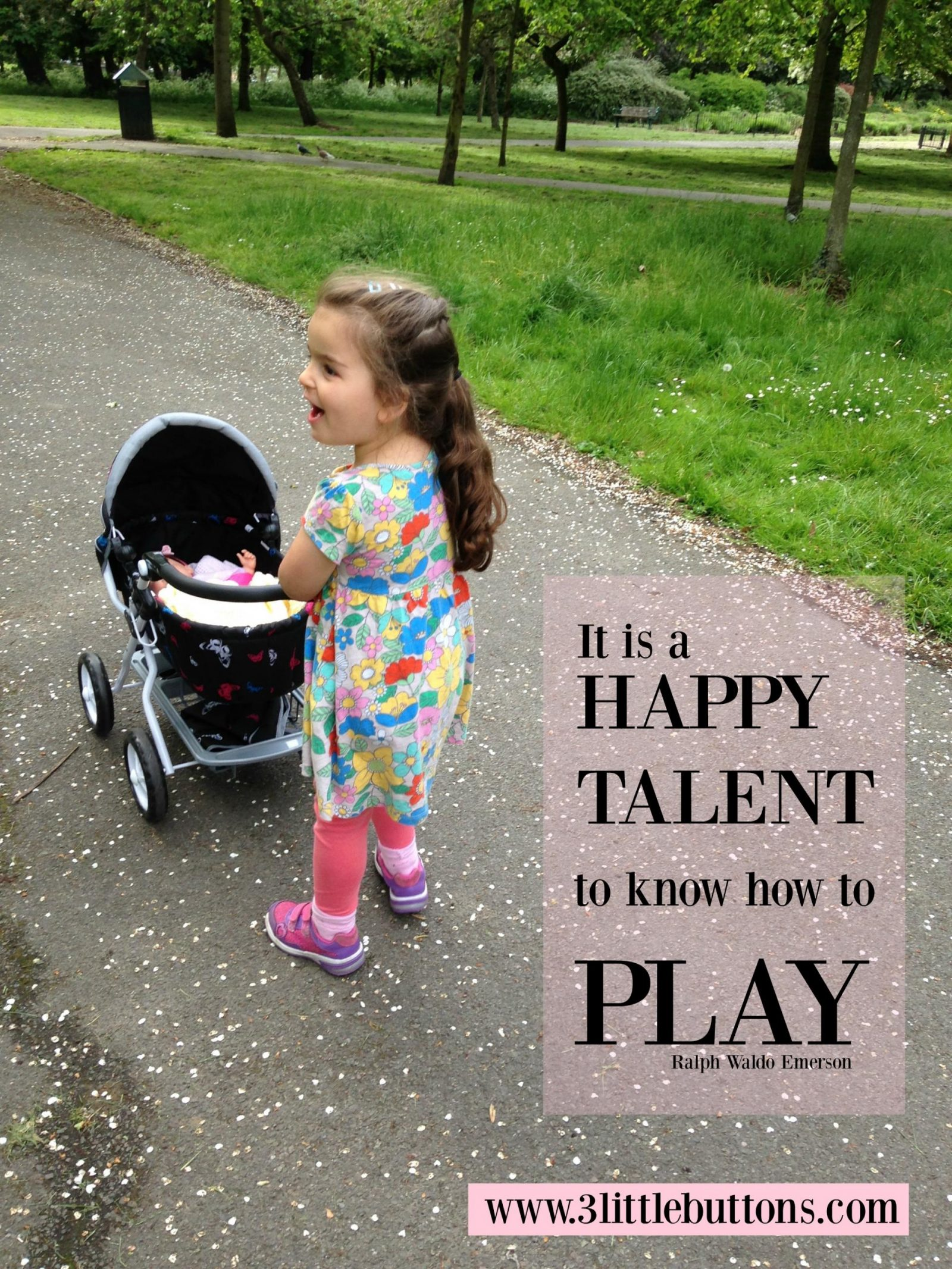 Inspire Me - Happy Talent