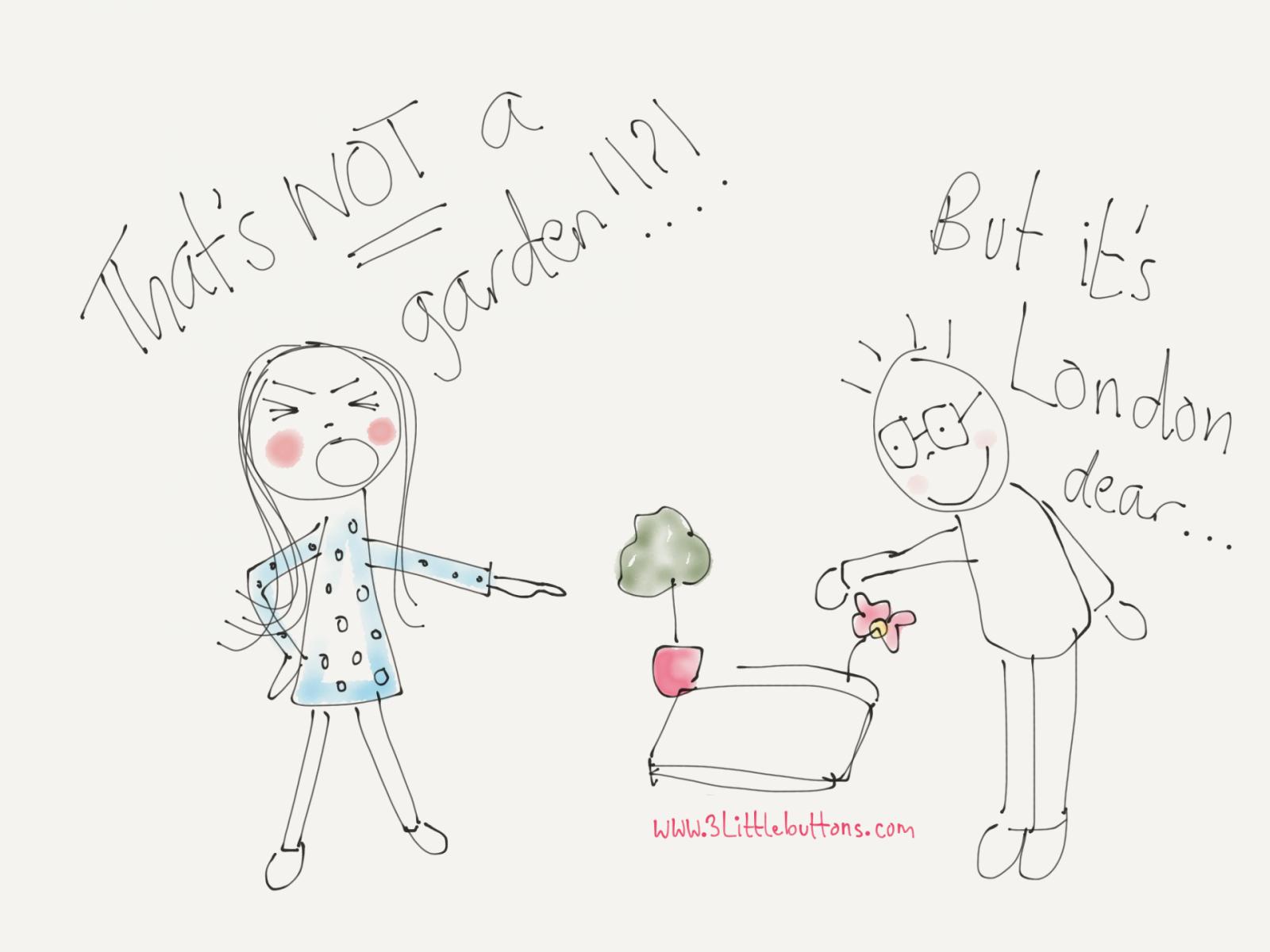 Garden Wars – The Small Garden Debate