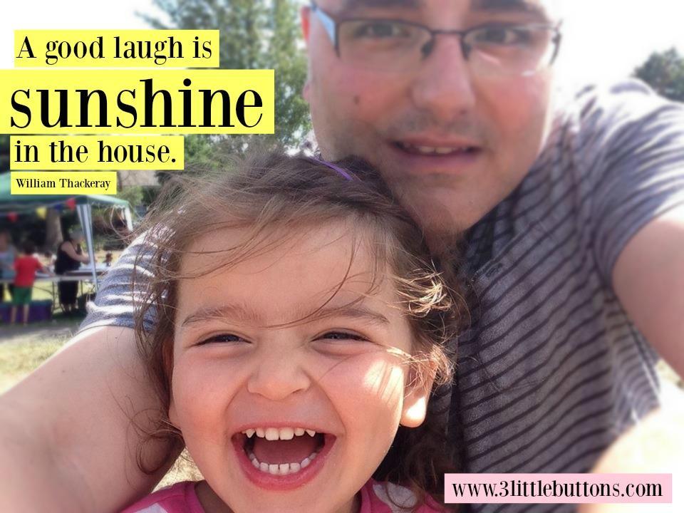 Inspire Me - Laugh Often