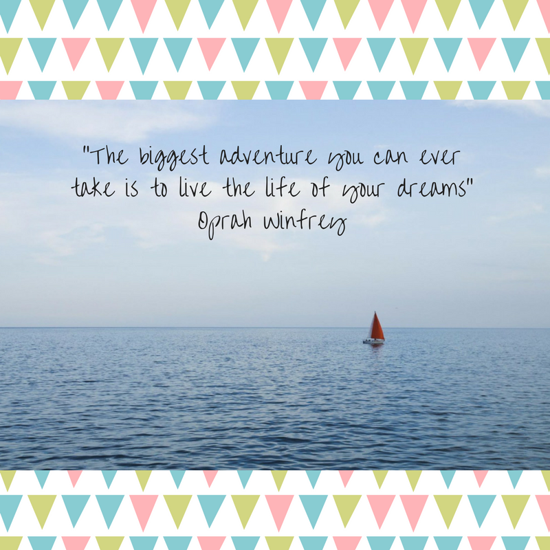 blogging is like sailing on the ocean