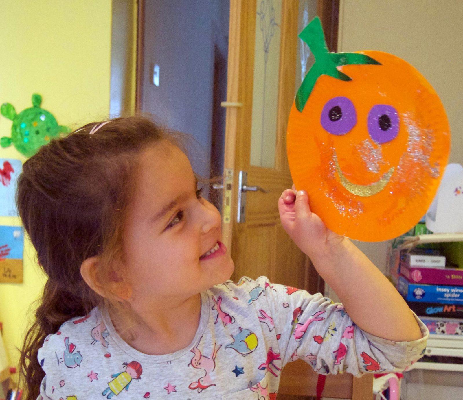 Pumpkin Ha-Ha Faces