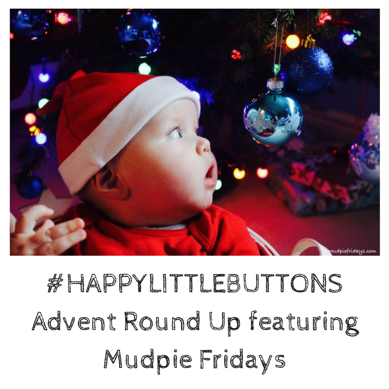#HappyLittleButtons Advent Round Up