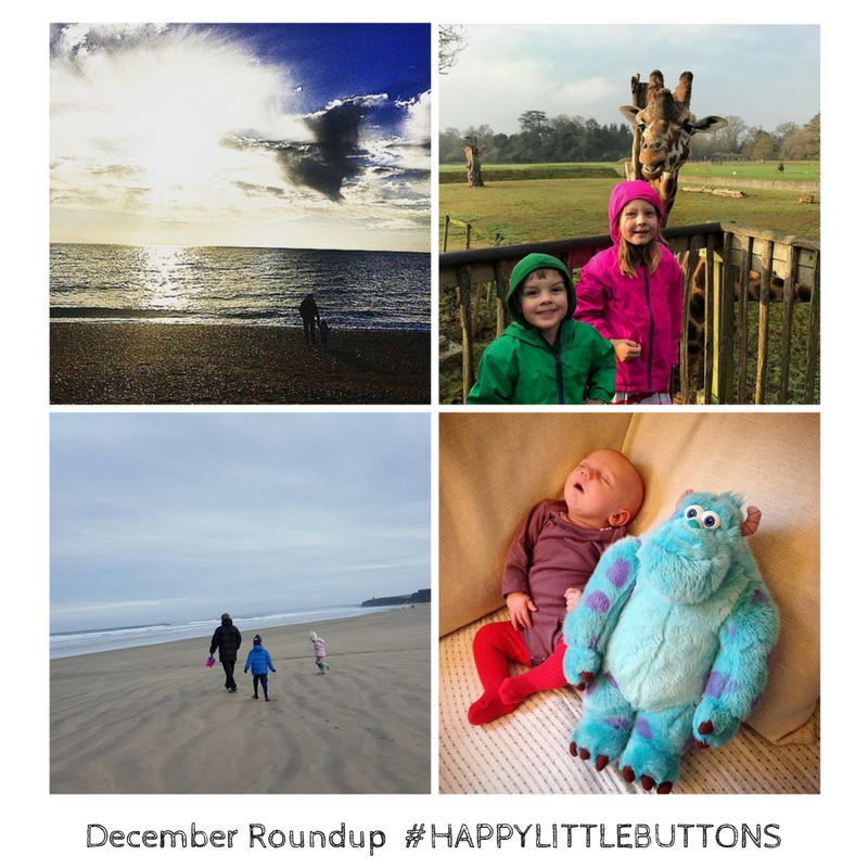 #HappyLittleButtons December Round Up