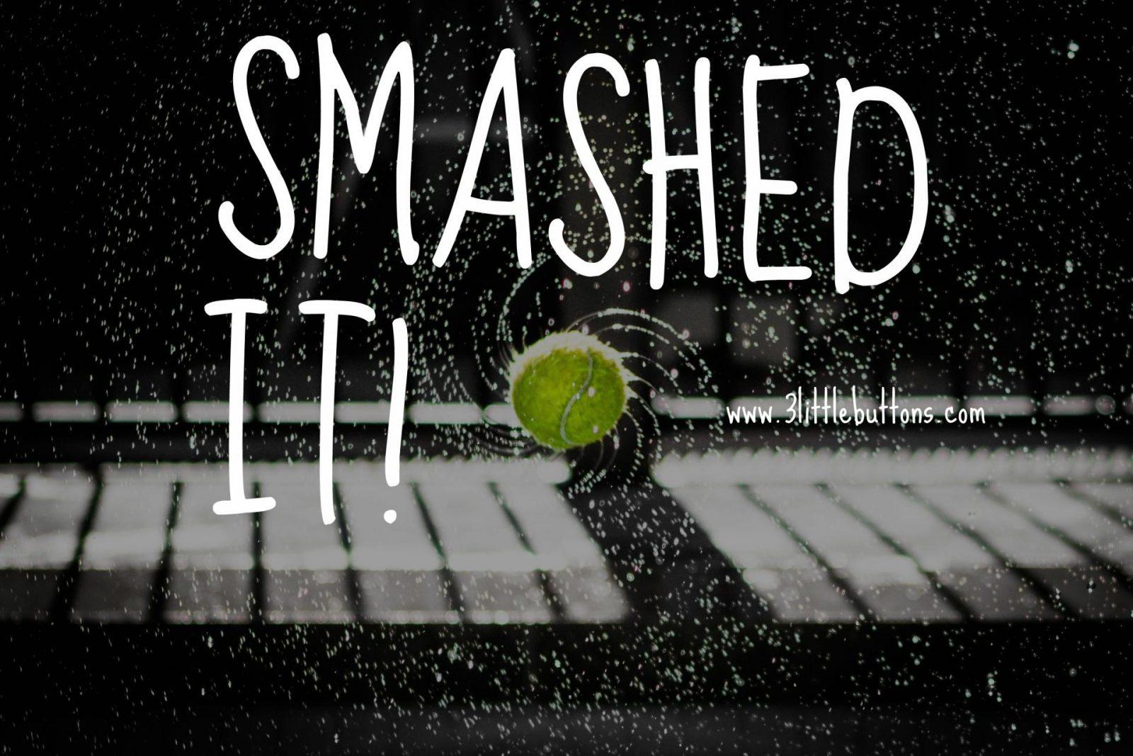 2016 – Smashed It