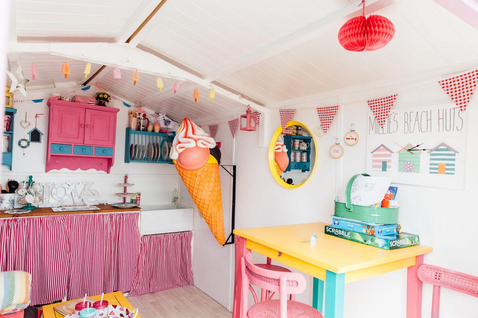 Inspire Me - Vicky, Millie's Beach Huts