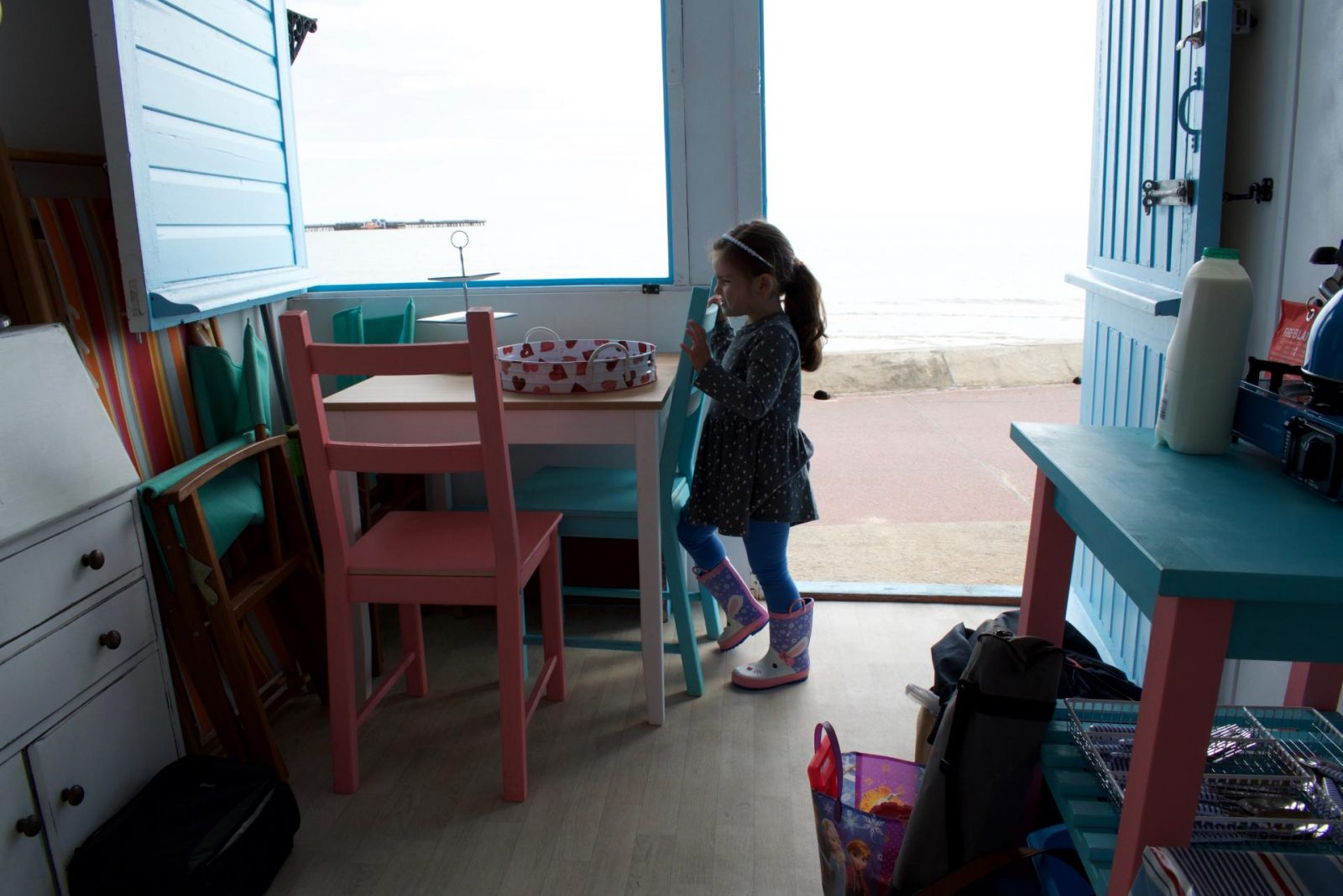 A Beach Day In Sunnysands – Millie's Beach Huts, Walton On The Naze
