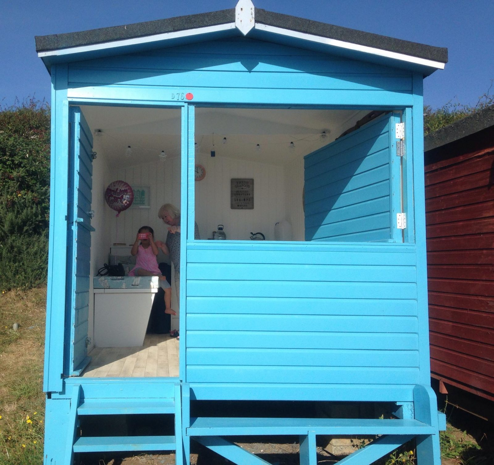 Top 5 Reasons why you should hire a Beach Hut This Summer