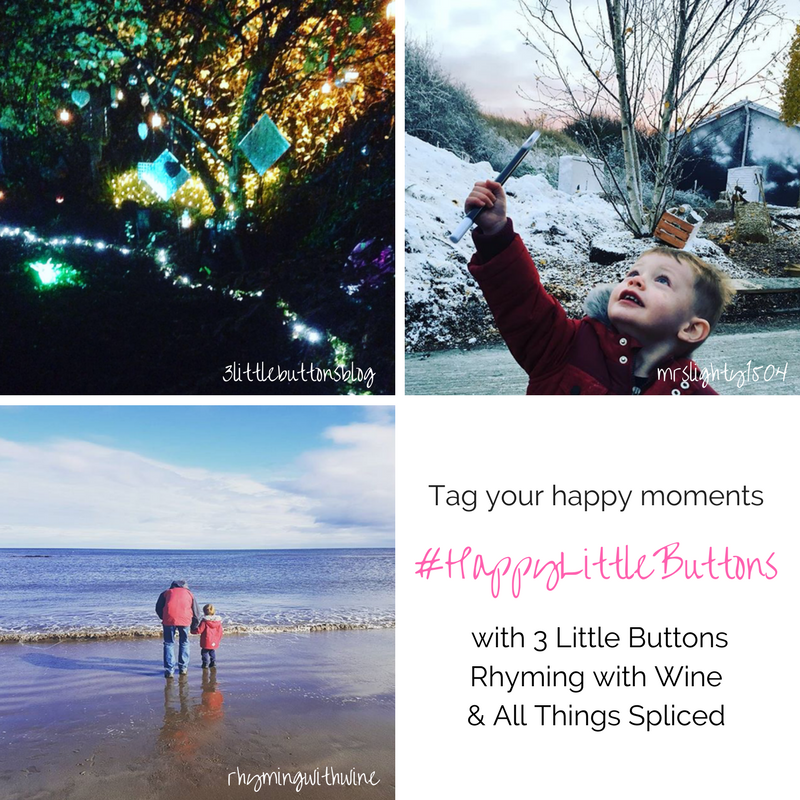 #HappyLittleButtons