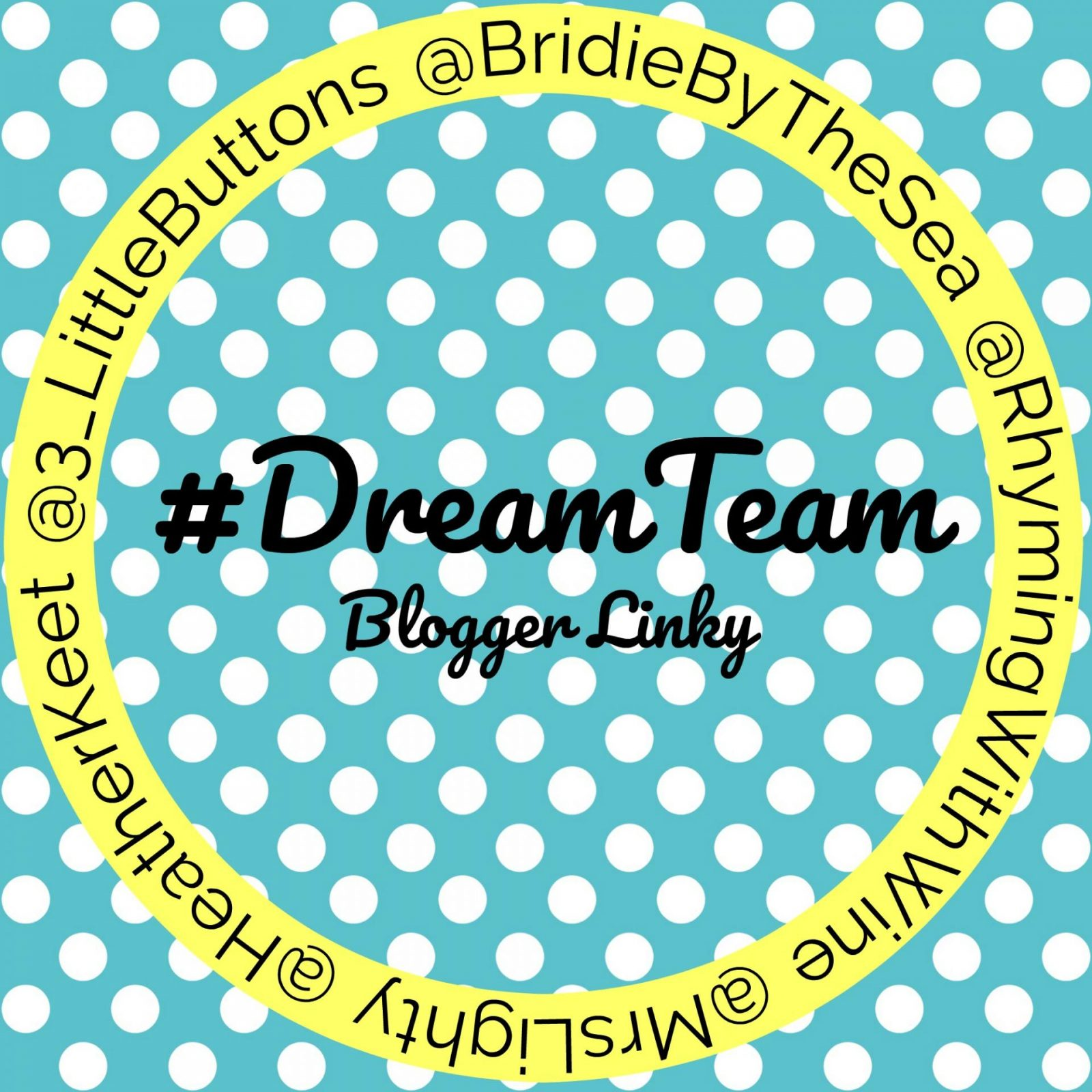 Bloggers #DreamTeam Linky (93)
