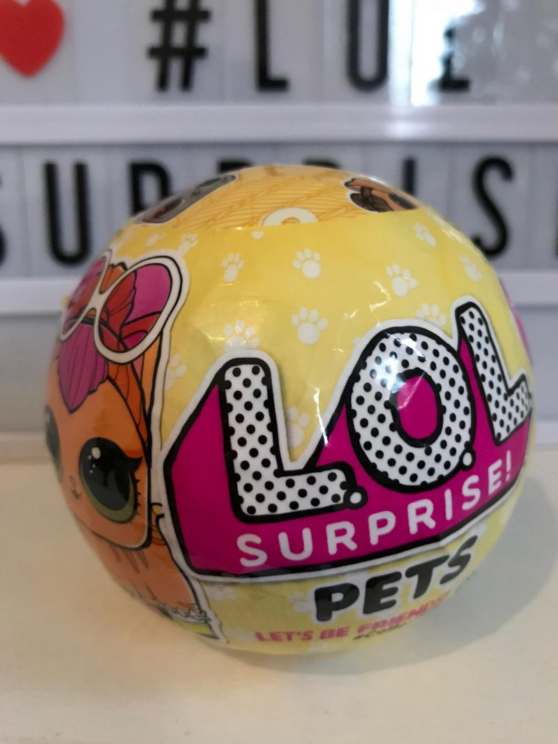 LOL Surprise Pets Review