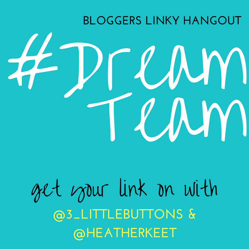 Bloggers #DreamTeam Linky 115