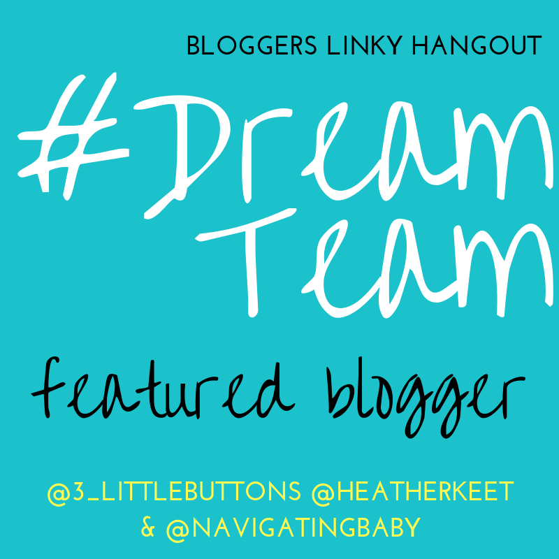 #DreamTeam Linky badge