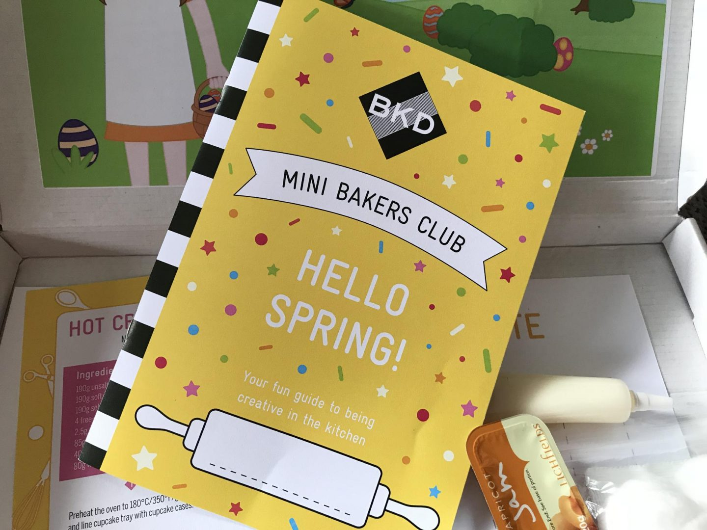 BKD Mini Bakers Club Review