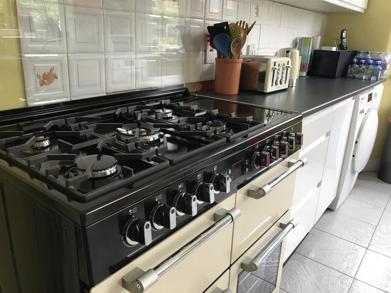 Leisure Chefmaster CC100F521C Dual Fuel Range Cooker