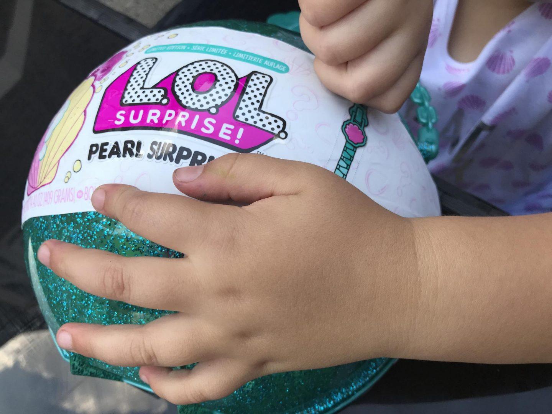 L.O.L Surprise! Pearl Surprise