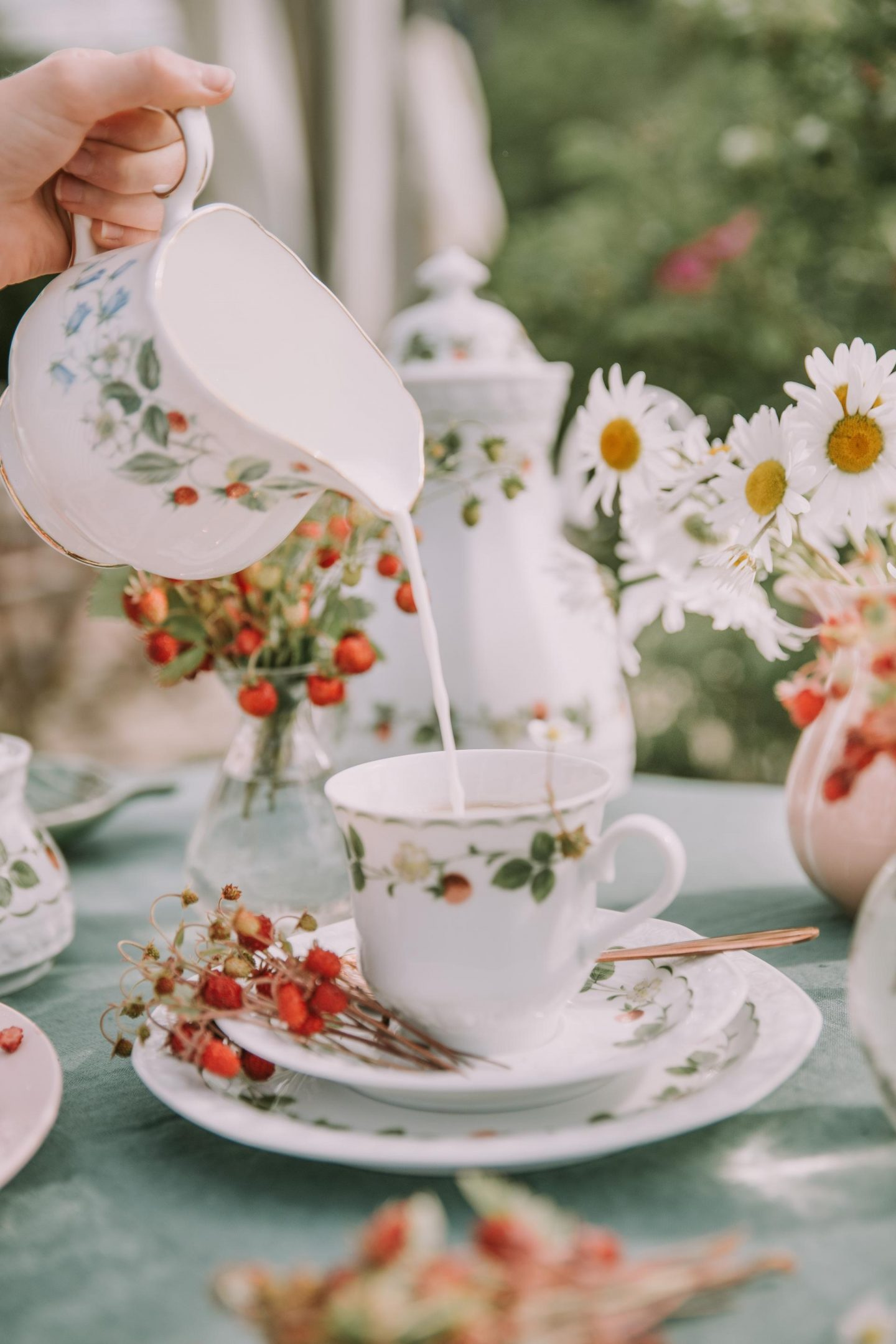Celebrating Afternoon Tea Week with Red Letter Days