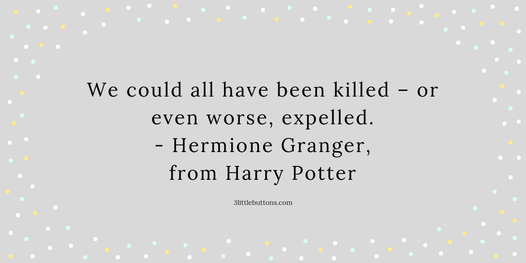 Marvellous Harry Potter quotes for when you've had a hard week