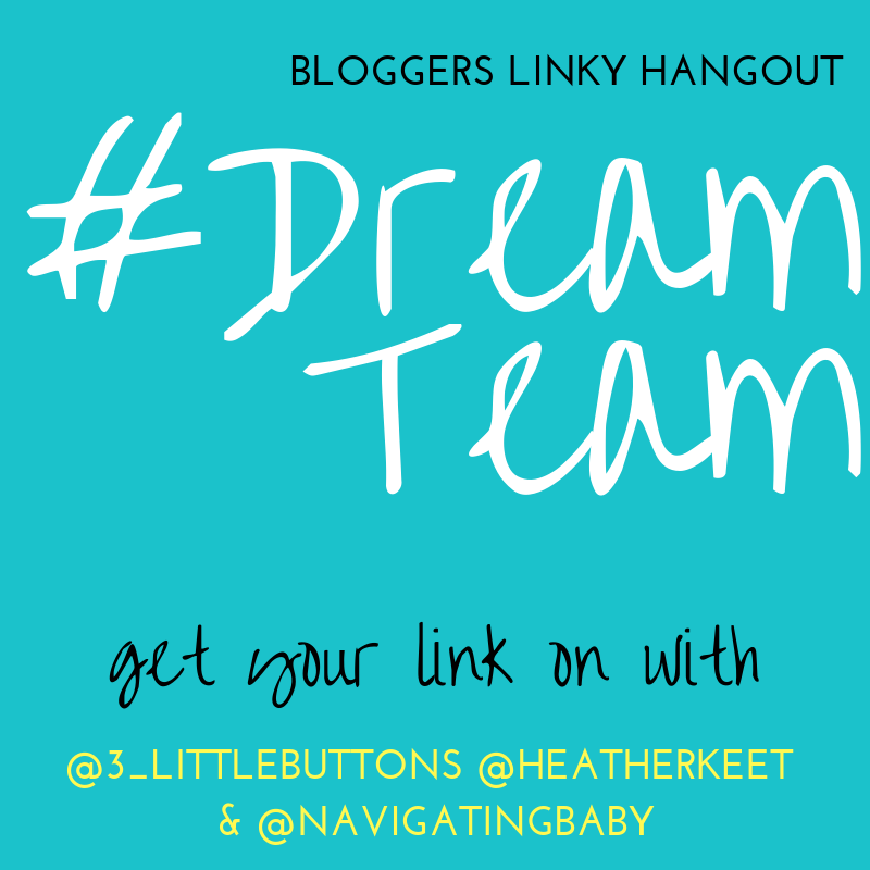 Bloggers #DreamTeam Linky 127