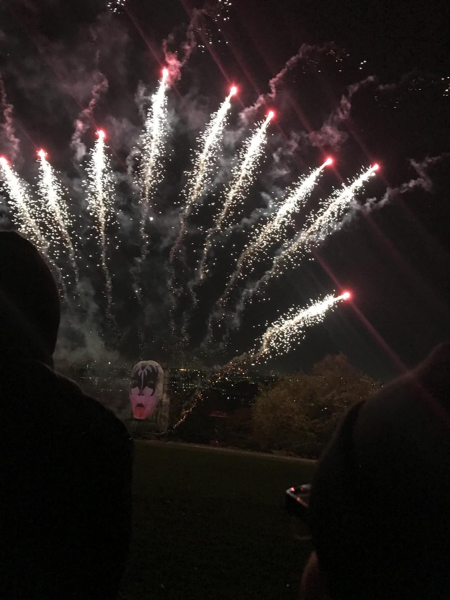 Fireworks night at Alexandra Palace 2018 – Review