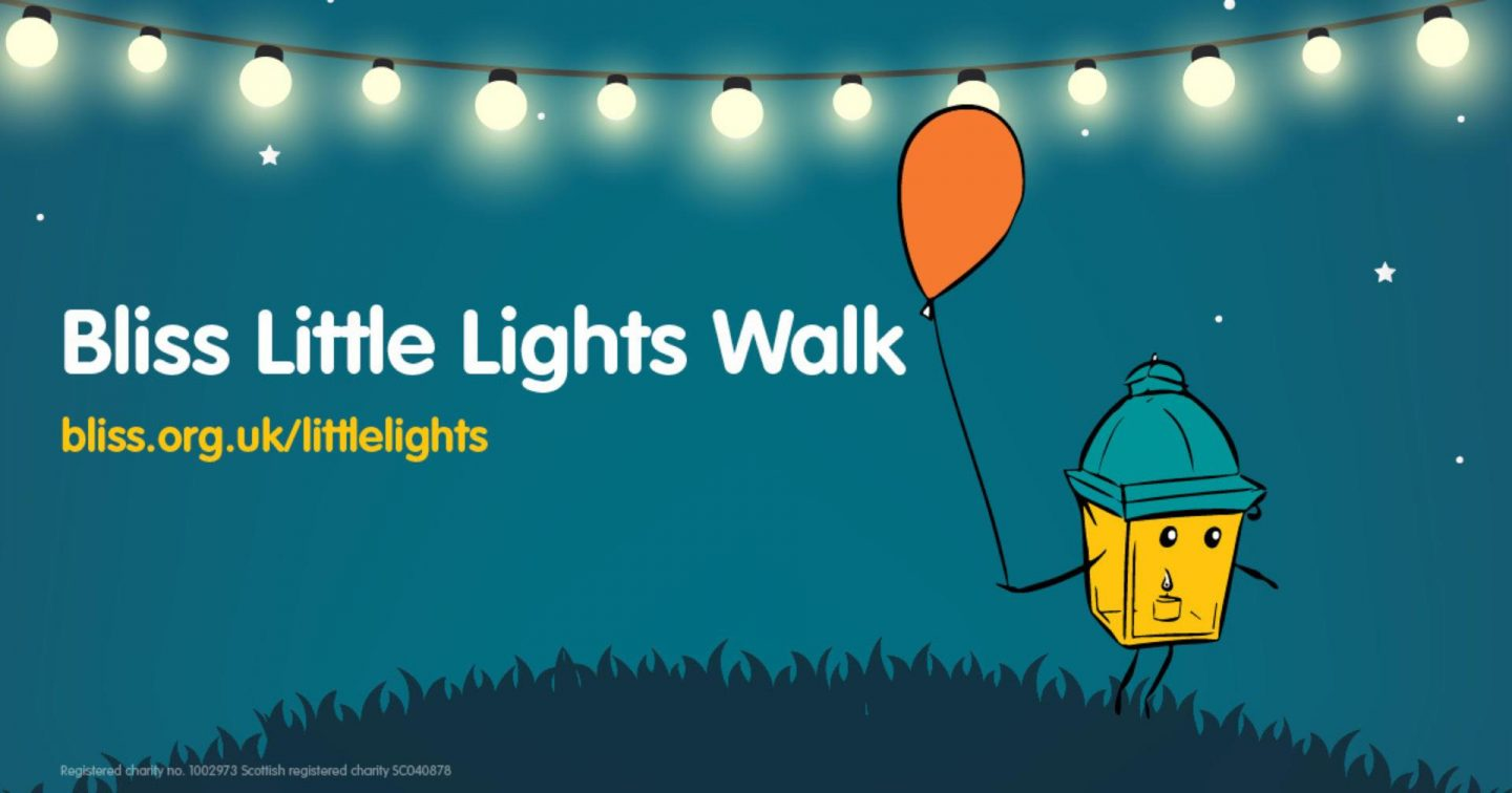 Bliss London Little Lights walk November 2018