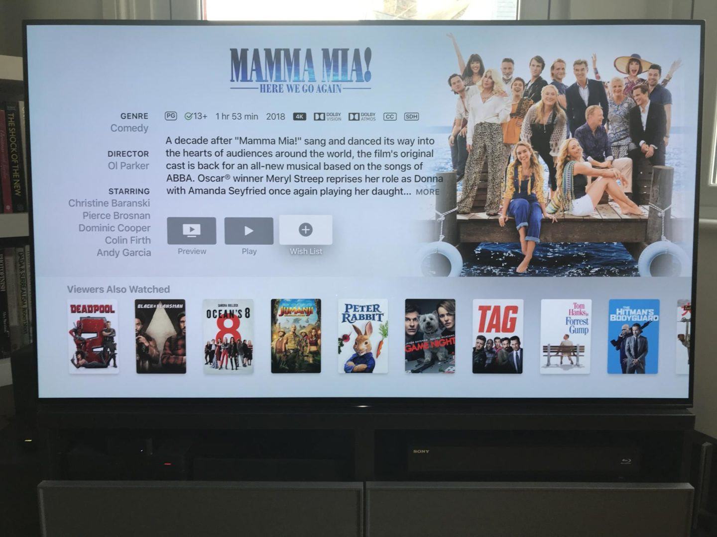 Mega Movie Week on iTunes
