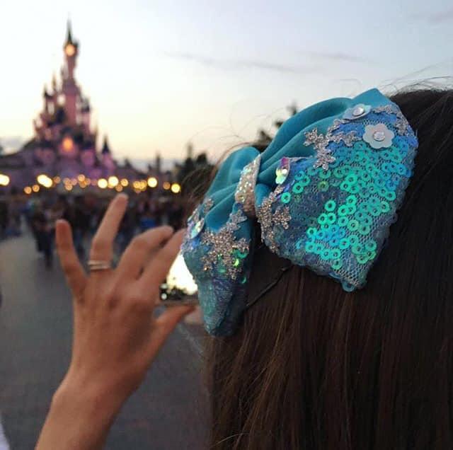 Would you wear Disney ears at Disneyland Paris?
