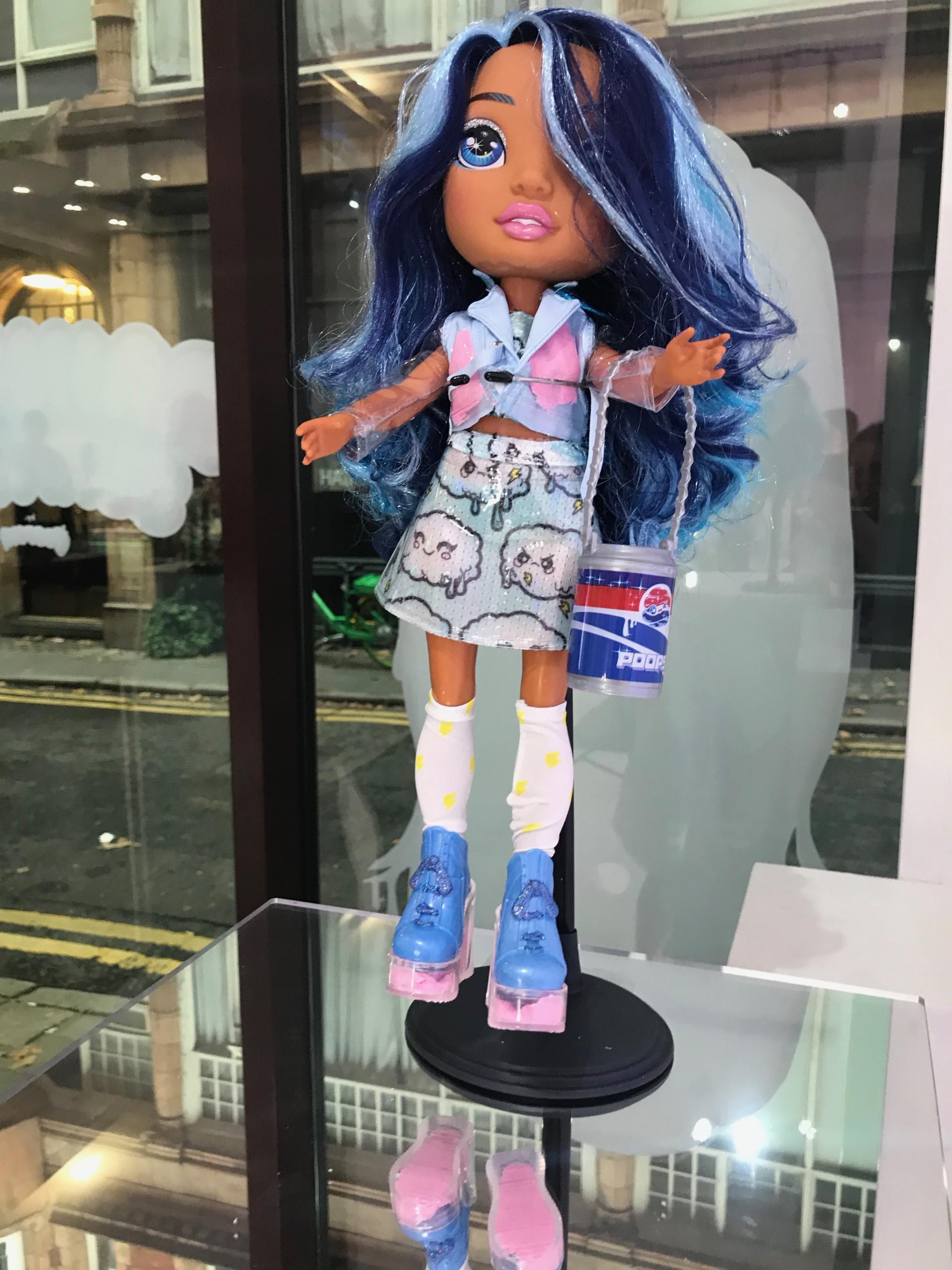 Poopsie Rainbow Surprise VIP Poop-Up Boutique in London