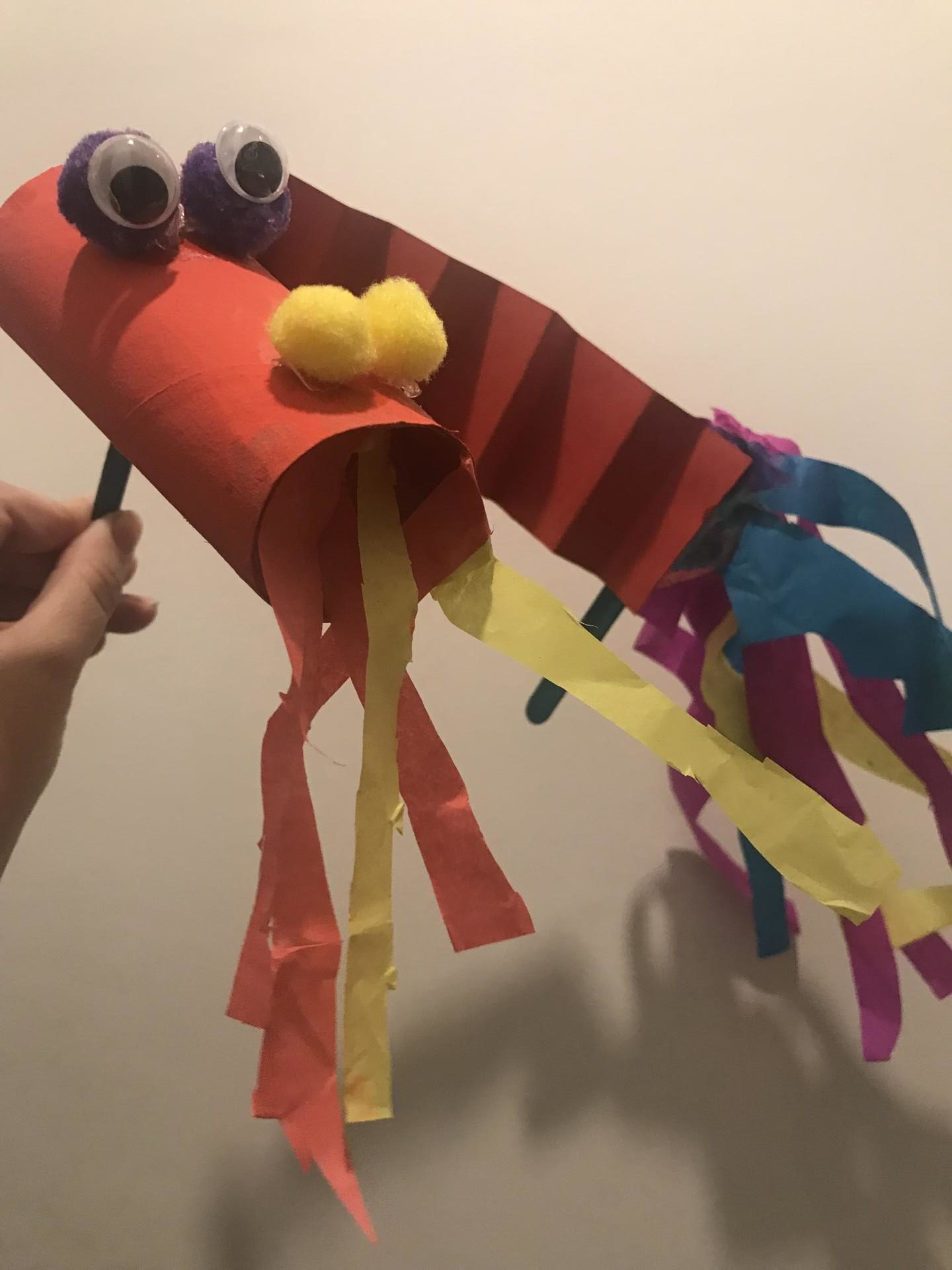 How to make Chinese New Year dragons